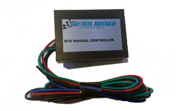 ION BA / BF 4 speed Full Manual Transmission Controller